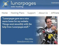 Mike on lunarpages.com
